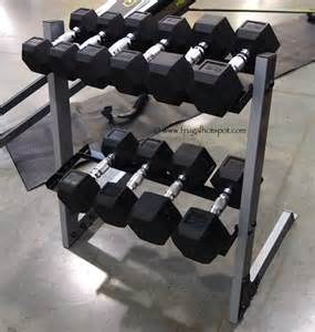 costco cap 200 lb dumbbell set with rack 199 99 frugal