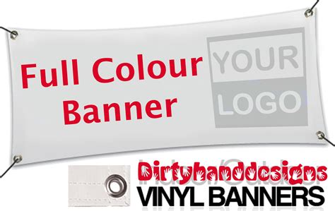 design banner sign vinyl banner printing dirty hand designs