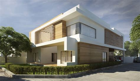 architectural design of 1 kanal house 1 kanal house 3d rendering 3d view home designs home