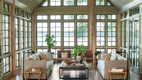 lake home interiors lake house decorating ideas southern living