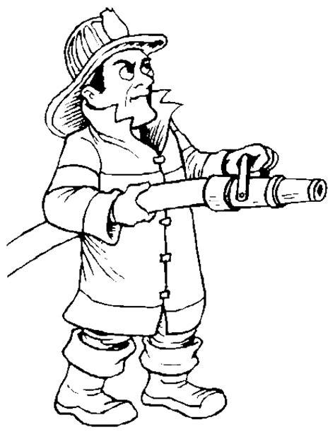 fireman coloring pages coloringpagesabc com