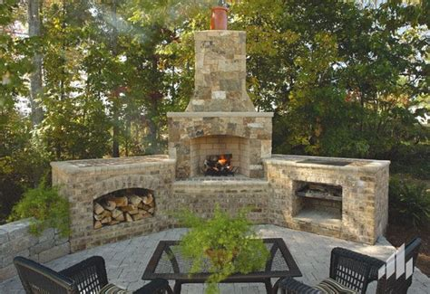 Outdoor Fireplace And Grill Designs by Outdoor Fireplace And Grill 187 Backyard And Yard Design For