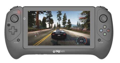 bigben interactive gametab one das gamingtablet mit bigben interactive gaminggadgets de