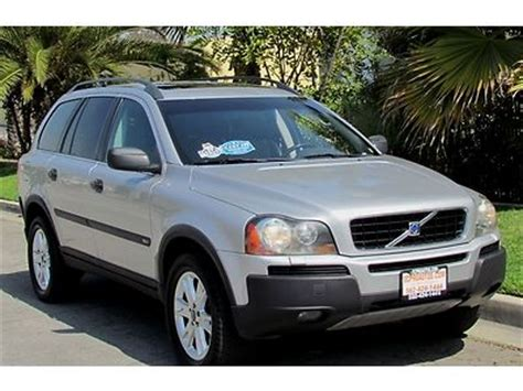 volvo xc90 for sale by owner buy used 2003 volvo xc90 t6 awd 7 passenger clean one
