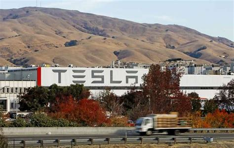 Tesla Dealership Bay Area State Opens Probe Into Tesla Plant Injuries Sfgate