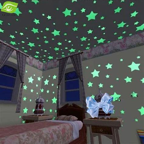 new set 6 pcs wall sticker 3d art magic picture vinyl removable home decor decal ebay 100pcs set beautiful stars luminous fluorescent 3d wall