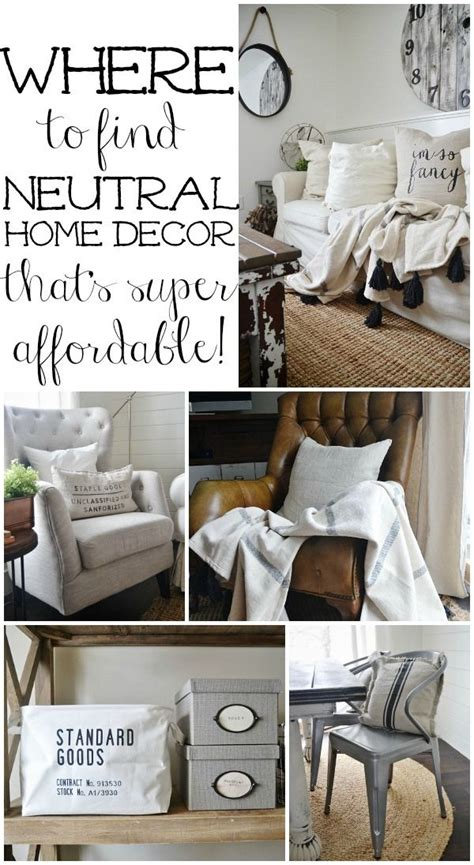 find home decor lovely neutral home decor great inspiration source on