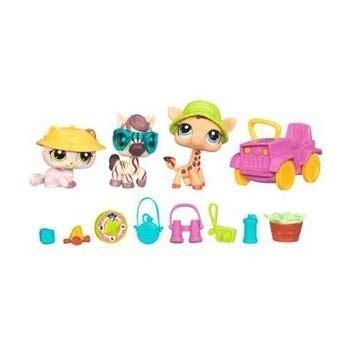 amazoncom littlest pet shop purr fection salon toys games