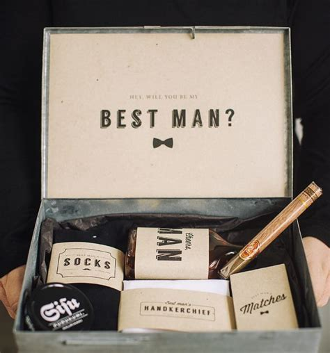 diy quot will you be my best man quot box with free printables