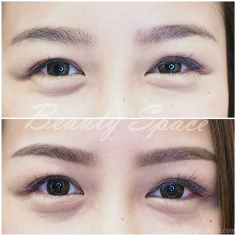 eyebrow tattoo in korea 38 best images about eyebrow tinting and extensions on
