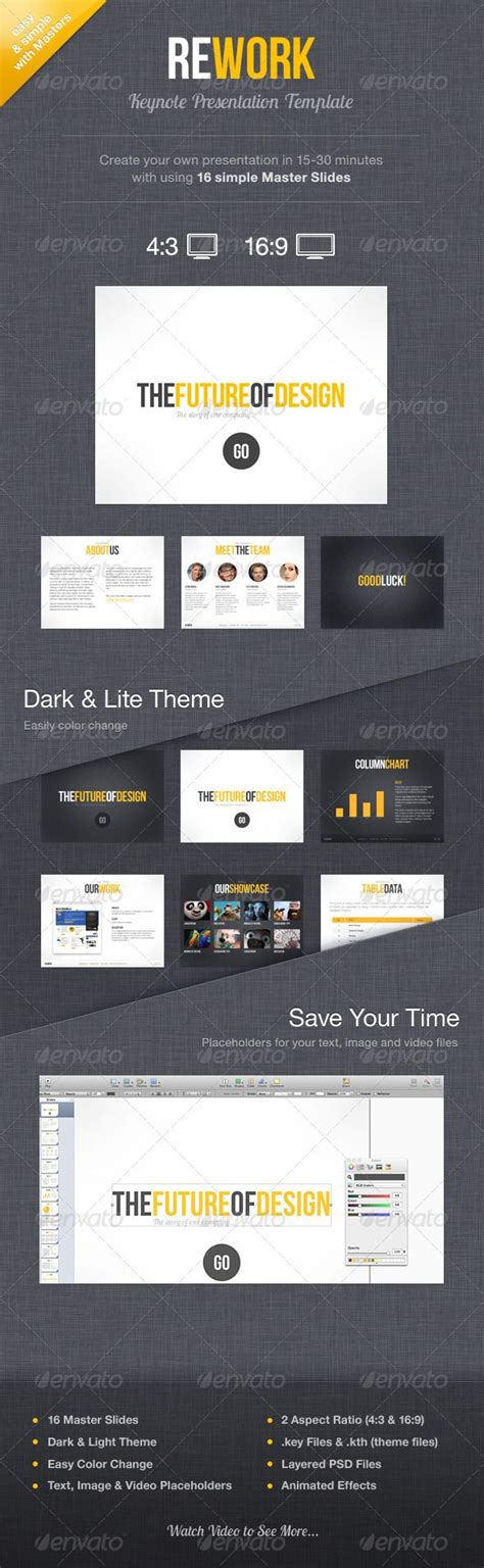 keynote theme demo 124 best images about keynote themes templates on