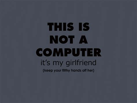 this is not a this is not a computer by m aquillage on
