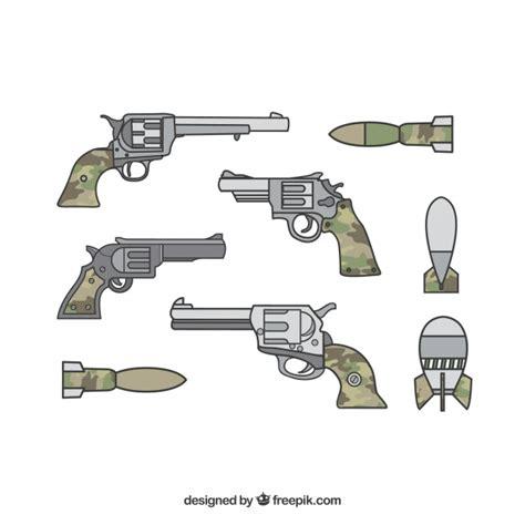 imagenes de calaveras y armas armas militares con armas largas y pistolas descargar