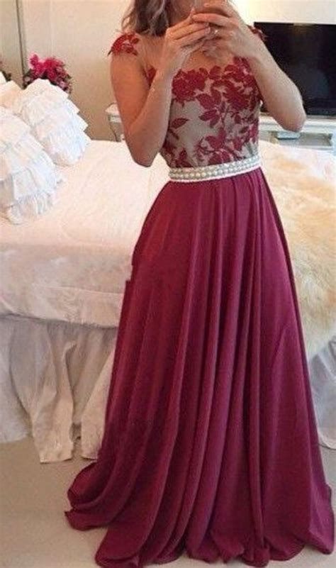 Marisa Maxy Maroon Navy prom dresses 2016 plus size prom dresses cheap prom