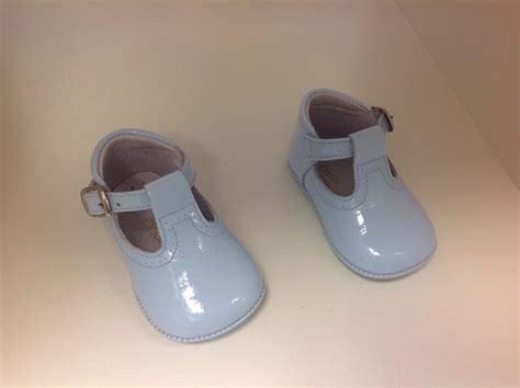baby pram shoes pretty originals baby boy blue pram shoes ue03180