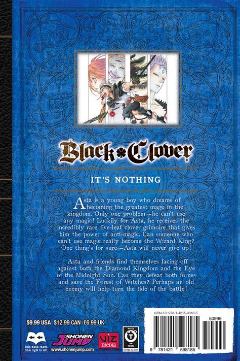 black clover vol 11 book by yuki tabata official