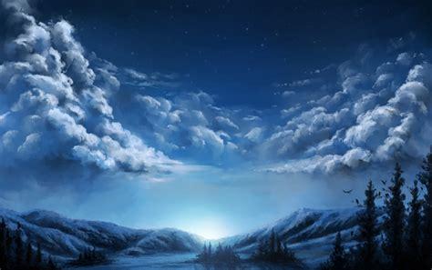 imagenes de paisajes frios paisaje con colores frios imagui