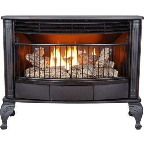 Direct Vent Gas Fireplace Home Depot by Freestanding Gas Stoves Freestanding Stoves The Home Depot