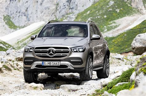 2019 Mercedes Diesel Suv by New Mercedes Gle 2019 Suv On Sale Now From 163 55 685 Autocar