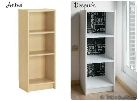 chalk paint muebles ikea antes y despu 233 s de una librer 237 a billy de ikea proyectos