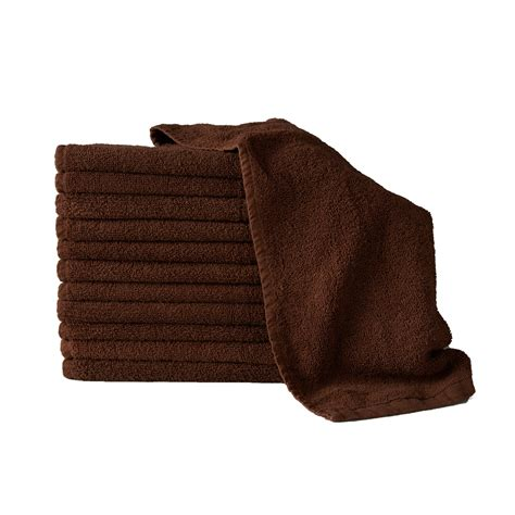 Proof Towel brown grand 15 x 27 proof salon spa towels 24 pk