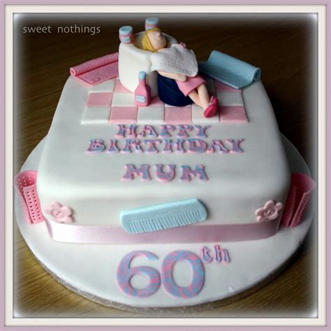 60th birthday hair makeover hair dresser 60th birthday cake this is forsure me