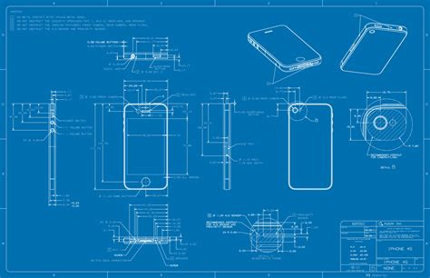 아이폰 도면 3gs 아이폰4s 아이폰5 도면 iphone3gs iphone5 blueprint