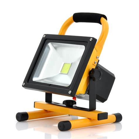 Portable Outdoor Lighting with Flood Lights Portable Innovation Pixelmari