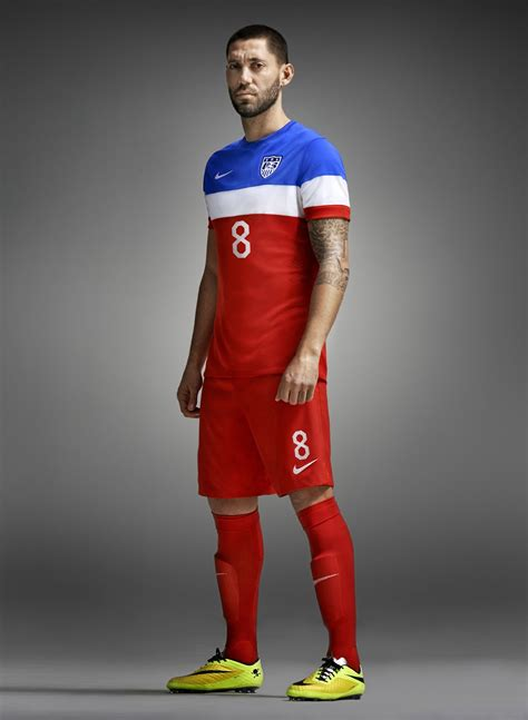 usa world cup usa 2014 world cup home and away kits released footy