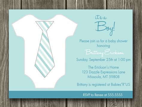 Baby Boy Shower Invitation by Baby Boy Shower Invitations Baby Boy Shower Invitations