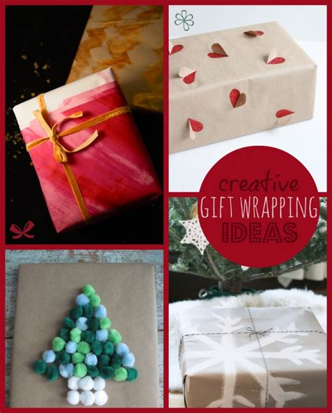 creative gift wrapping ideas mom spark a trendy blog