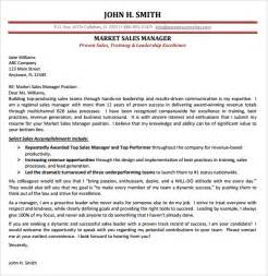 Advertising Sales Director Cover Letter by Sales Cover Letter Template 8 Free Sles Exles Format