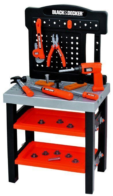 black decker toy tool bench pin by ree anderson on logan s wish list pinterest
