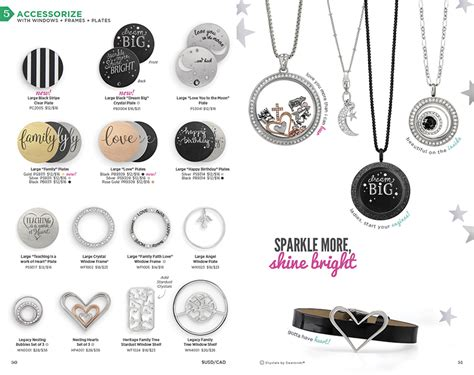 Origami Owl New Catalog - origami owl custom jewellery catalog