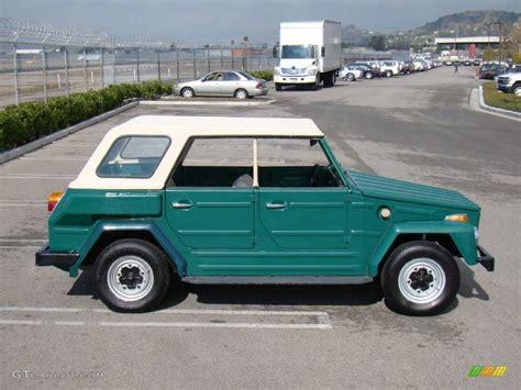 1974 volkswagen thing type 181 1974 green volkswagen thing type 181 57095079 gtcarlot