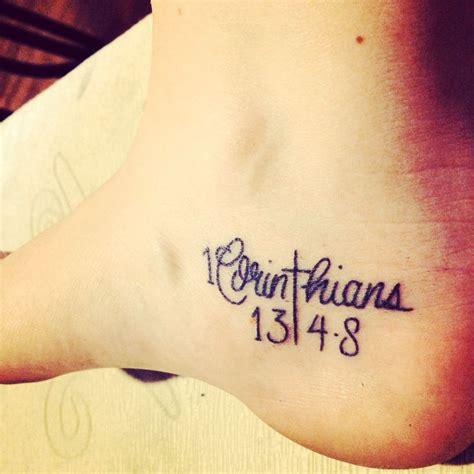 1 corinthians 13 tattoo design 1 corinthians 13 13 images