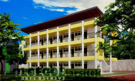 loegoe design architect sekolah  cikarang