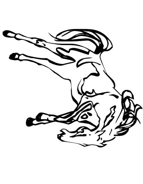 coloring pages of horses jumping jumping coloring pages printable coloring pages