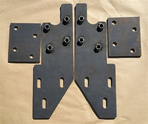 jeep grand front bumper 93 98 zj grand front bumper mounting brackets diy road