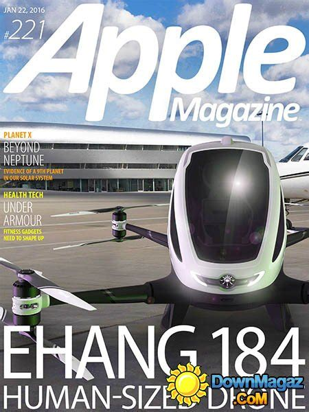 Apple January applemagazine usa 22 january 2016 187 pdf magazines magazines commumity