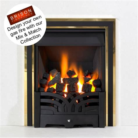 brison fireplaces cosmic inset gas balanced flue bf