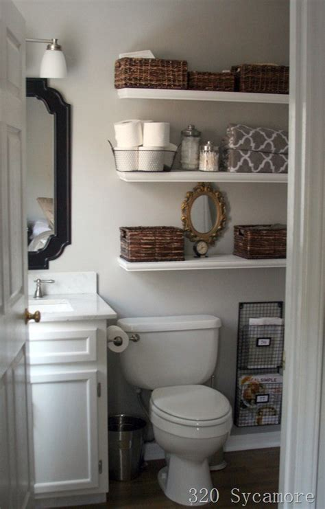 ideas for a small bathroom makeover 21 floating shelves decorating ideas decoholic