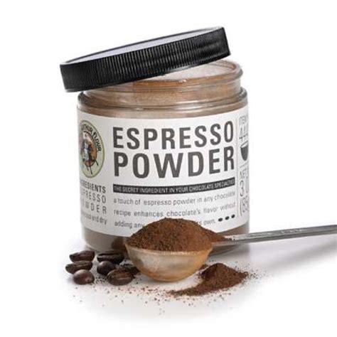 Coffee Powder king arthur flour espresso powder ebay