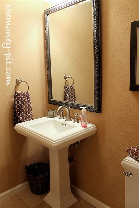 what is the powder room powder room inspiration the six fix