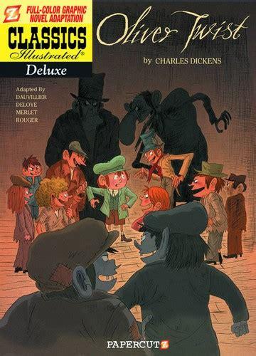 big criminals volume 2 deluxxxe hc classics illustrated deluxe hc vol 8 oliver twist 19