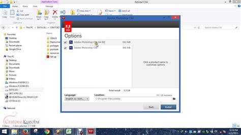 cara full version photoshop cs6 cara instal adobe photoshop cs6 terbaru belajar edit bersama