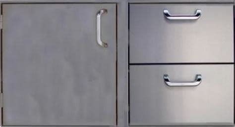 Stainless Steel Bbq Doors by