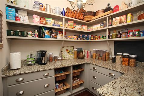 Pantry Food Recipes by Pantry Shelving Ideas Home Decorations