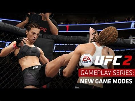Murah Ps4 Ufc2 New ea sports ufc 2 gameplay series new modes xbox one ps4