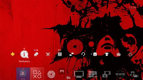 ps4 themes resident evil resident evil 7 biohazard theme grotesque on ps4